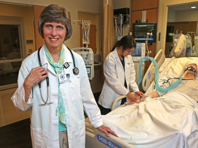 Marquette Nursing professor honored with teaching excellence award