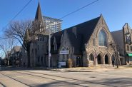 First Unitarian Society of Milwaukee Church. Photo by Jeramey Jannene.