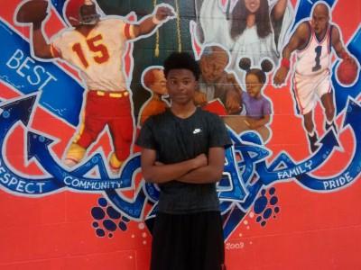 Milwaukee Volunteers: Javin Smith Is An Overachiever