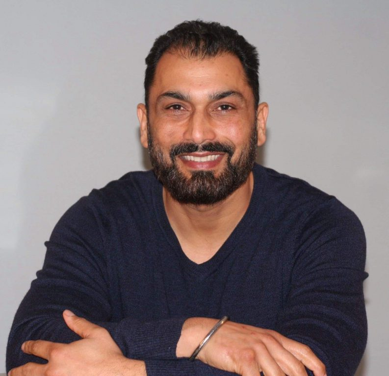 Pardeep Kaleka. Photo courtesy of the Zeidler Group.