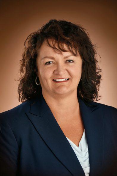 Sheryl Schnering. Photo courtesy of Potawatomi Hotel & Casino.
