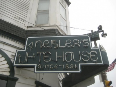 Bar Exam: Kneisler's White House, City's Most Historic?