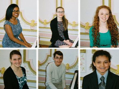 6 MPS students earn Mary Horwitt scholarships to study piano at Wisconsin Conservatory of Music