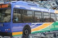 Milwaukee Country Transit System Bus