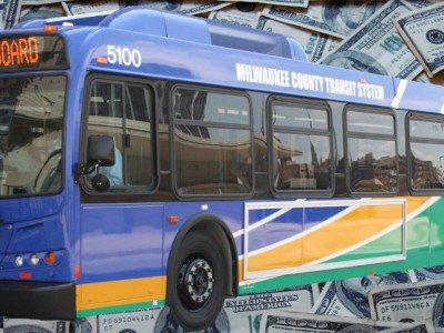 Eyes On Milwaukee: Is Free Pass Bleeding County Transit?