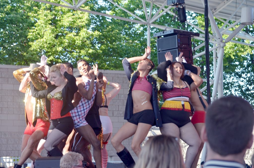 PrideFest 2015. Photo by Jack Fennimore.