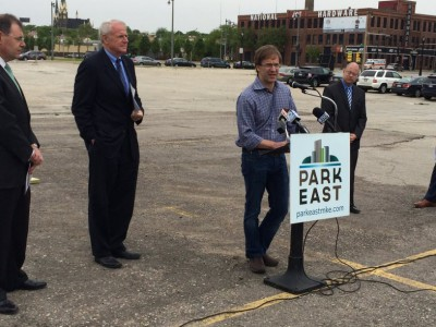Jobs, Economic Development Springing Up in Park East