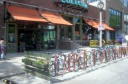 Colectivo Coffee on Prospect. Photo by Michael Horne.