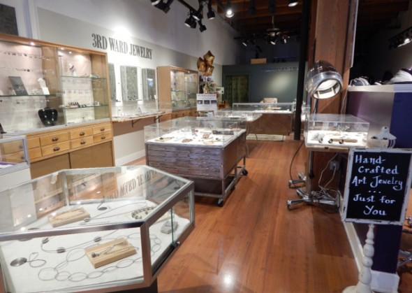 Interior 3rd Ward Jewelry