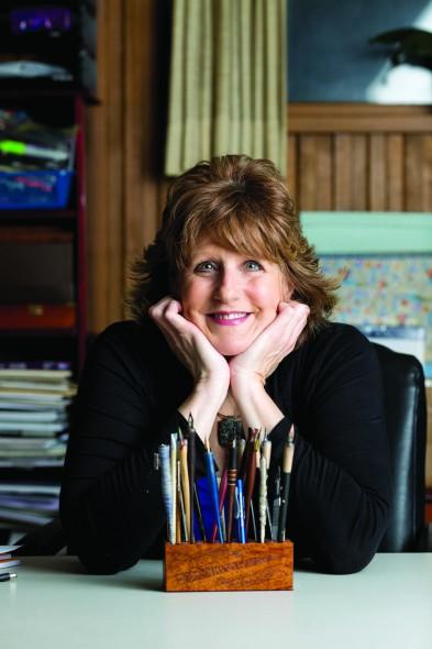 Debi Zeinert. Photo courtesy of CCC.