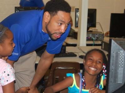 Tough Childhood Helps Community Leader Guide Kids
