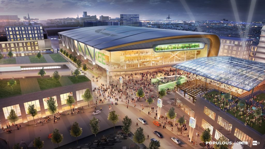 Wisconsin Center District Board Approves Milwaukee Arena Team