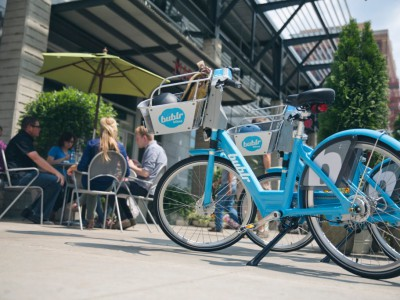 Eyes on Milwaukee: Bublr Bikes Touts Big Expansion Plan