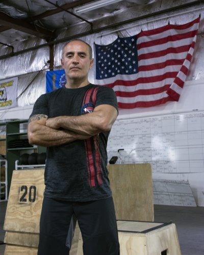 Armando Dominguez. Photo courtesy of Cream City CrossFit Cooperative.