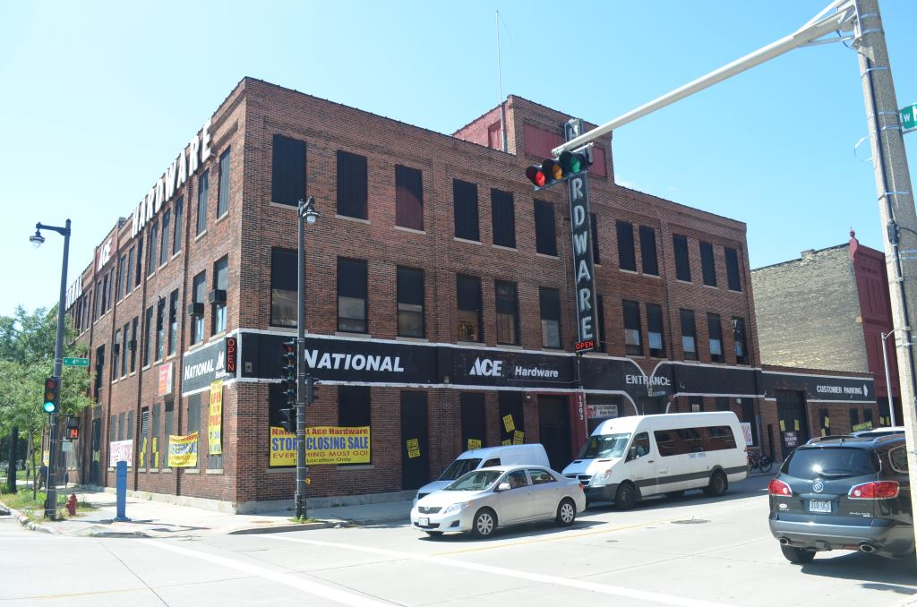 National Ace Hardware. Photo by Jack Fennimore.