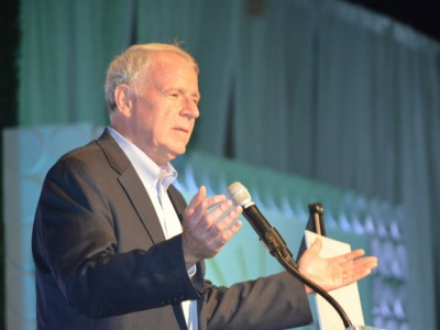 Mayor Barrett Highlights Housing Efforts through Partnerships