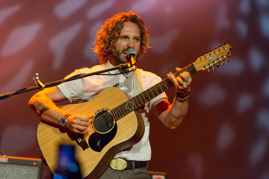 John Butler. Photo by Nick Semrad.