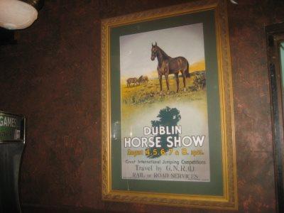 Dublin Horse Show. Photo by Michael Horne.