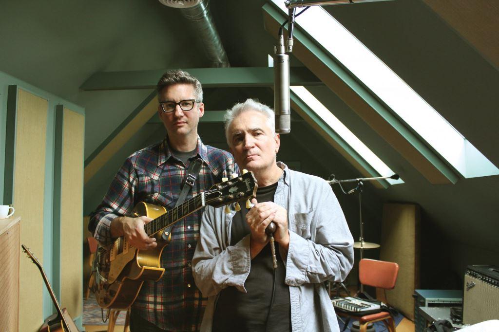 Joel Paterson and Jim Liban.
