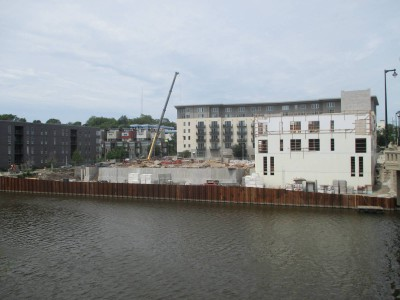 Friday Photos: Walker's Landing Takes Shape