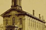 City Hall, 1880. Image courtesy of Jeff Beutner.