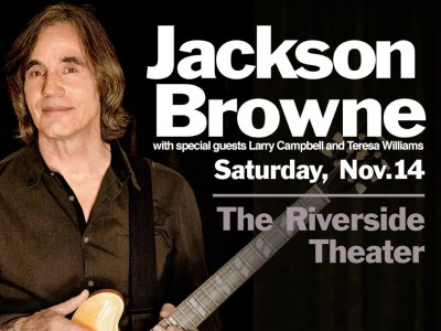 The Ticket Window: Jackson Browne Comes In November