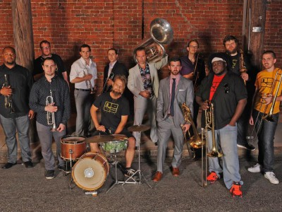 Jazz in the Park: Questions For the No BS! Brass Band