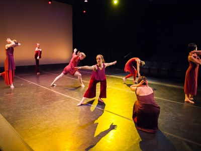 Peck Pavilion Dance: Questions for Danceworks