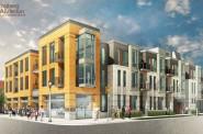 Proposed Brady Street Apartment Building Rendering