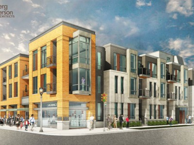 Plenty of Horne: New Apartment Complex for Brady Street