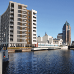 Plats and Parcels: Trend-Setting High-Rise Offers No Parking