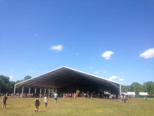 The Dells Stage. Photo by Kristina Rolander.