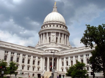Legislature Works Overnight To Curb Evers Power