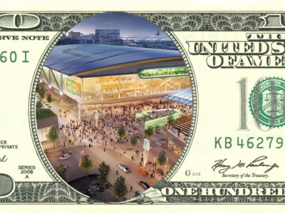 Eyes on Milwaukee: New Bucks Arena Approved