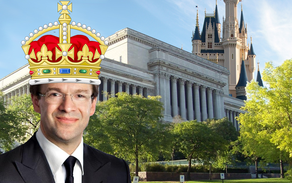King Chris Abele