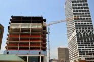 833 East is rising up. Photo by Jack Fennimore.