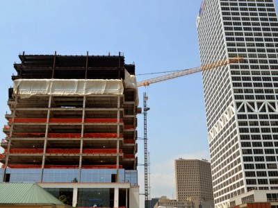 Friday Photos: 833 East Redefines the Skyline