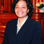 Alderwoman Coggs receives Milwaukee Urban League award