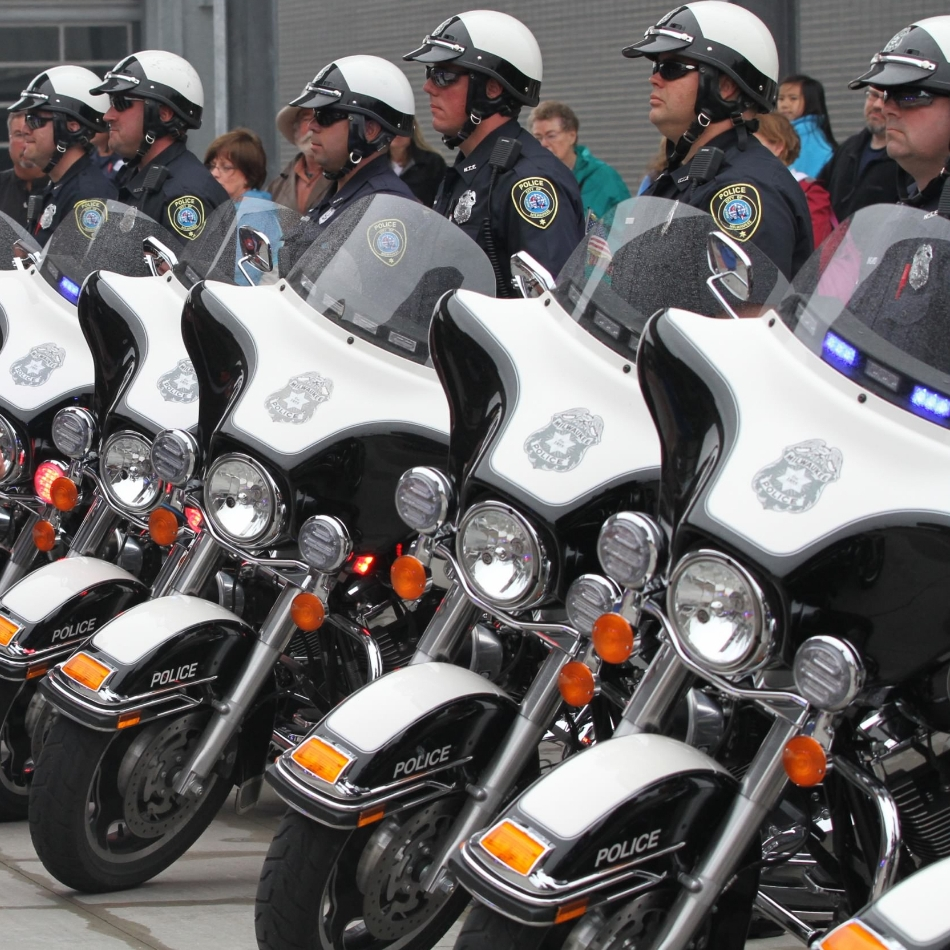 Poll shows respect for police nears all-time high – go figure