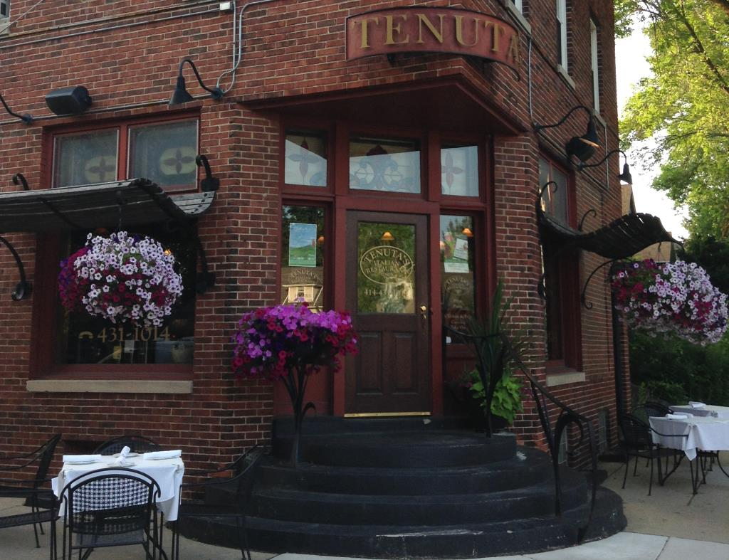 Tenuta's Italian Restaurant. Photo by Cari Taylor-Carlson.