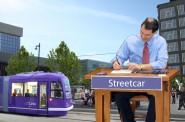 Scott Walker and the Milwaukee Streetcar