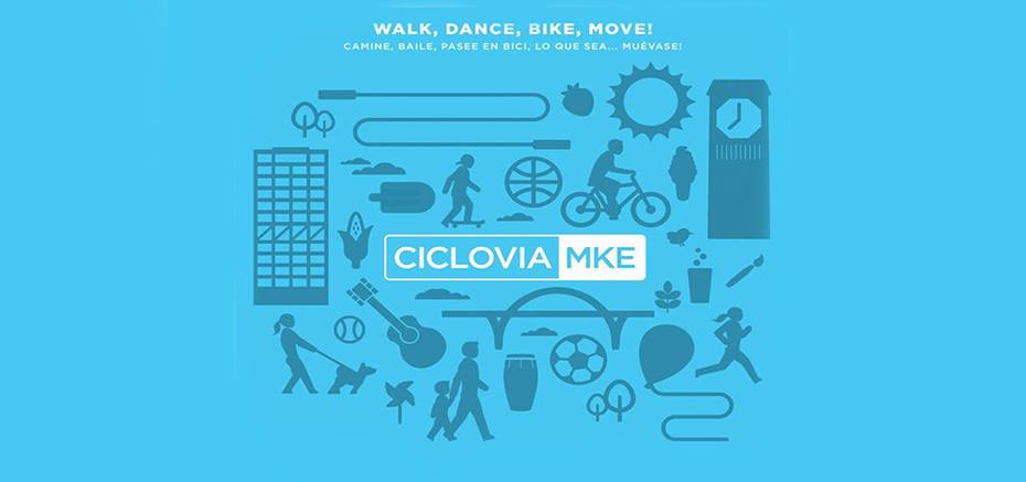 Ciclovia MKE to Encourage Active Living With the Involvement of Local Businesses