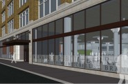 Mitchell Street Library Rendering.