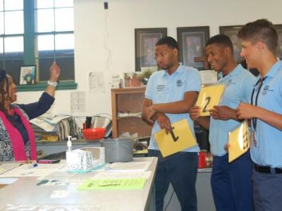 Police Ambassadors Serve Community
