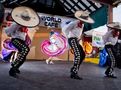 Peck Pavilion Dance: Questions for Ballet Folklorico Nacional