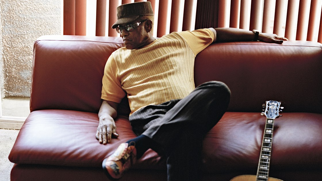 Bobby Womack. Photo from Facebook.