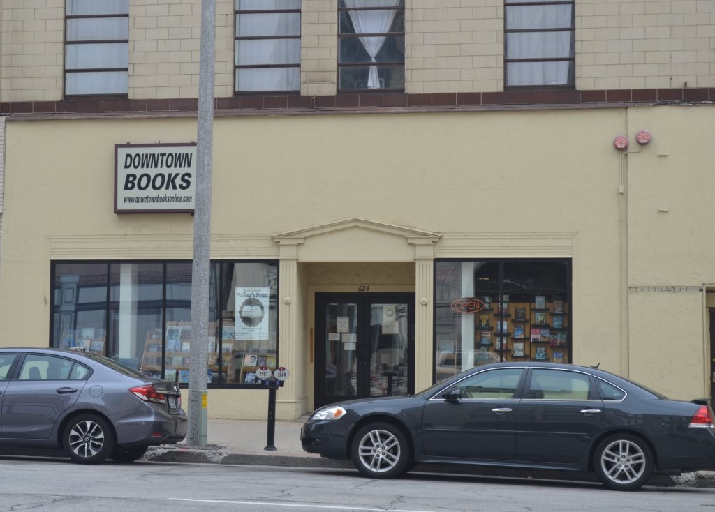 Downtown Books. Photo by Jack Fennimore.