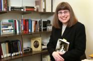 Melissa J. Ganz. Photo courtesy of Marquette University.