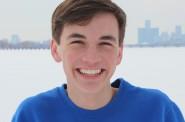 Jake Zelinski. Photo courtesy of Marquette University.