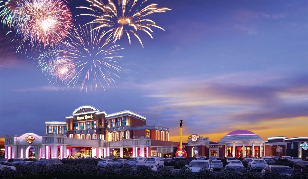 Proposed Kenosha Casino